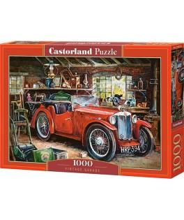 104574 - Puzzle garage vintage, 1000 piezas, Castorland