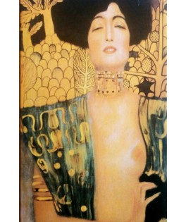 120575 - Minipuzzle Judith 1, Gustav Klimt, 150 piezas, Fridolin