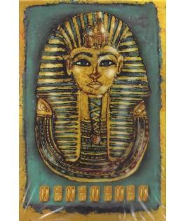120414 - Minipuzzle Tutankamon, Egipto, 150 piezas, Fridolin