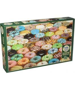 80035 - Puzzle Donuts, 1000 piezas, Cobble Hill