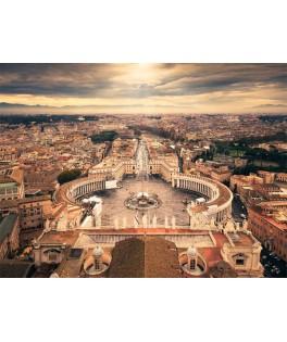 14082 - Puzzle Roma, Italia, 1000 piezas, Ravensburger