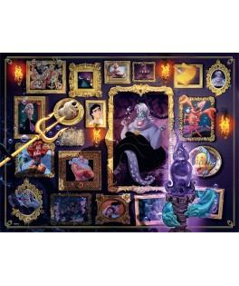 15027 - Puzzle Villainous Ursula, 1000 piezas, Ravensburger