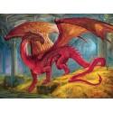 80250 - Puzzle El Tesoro del Dragón Rojo, 1000 piezas, Cobble Hill