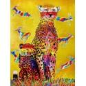 70301 - Puzzle Vigilantes Africanos, 1000 piezas, Bluebird