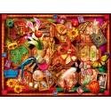 70306 - Puzzle La Colección, 1000 piezas, Bluebird