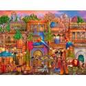 70249 - Puzzle Calle Árabe, 1000 piezas, Bluebird