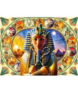70175 - Puzzle Tutankhamon, 1000 piezas, Bluebird