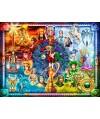 70178 - Puzzle Tarot de los Sueños, 1500 piezas, Bluebird