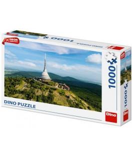 53269 - Puzzle Jested, República Checa, 1000 piezas, Dino