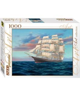 79096 - Puzzle Velero, 1000 piezas, Step Puzzle