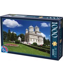63038MN14 - Puzzle Monasterio de la Corte de Arges, 1000 piezas, D Toys