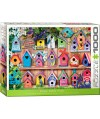 6000-5328 - Puzzle hogar dulce hogar, 1000 piezas, Eurographics