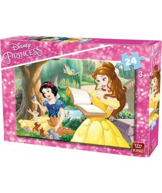 05243 - Puzzle Princesas Disney, 24 piezas, King