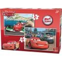 05415 - Puzzle Cars, 24 y 50 piezas, King