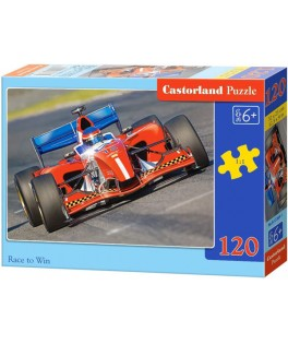 12787 - Puzzle Pinocho, 120 piezas, Castorland
