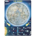 SS5 - Puzzle La Luna, 30 piezas, Larsen