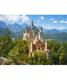 53544 - Puzzle Neuschwanstein, 500 piezas, Castorland