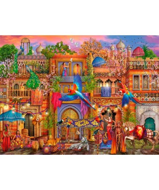 70255 - Puzzle Calle Árabe, 4000 piezas, Bluebird