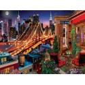 5376 - Puzzle terrazas de Brooklyn, 1500 piezas, Art Puzzle