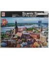 88039 - Puzzle Imágenes del Mundo, 500 piezas, Hao Xiang