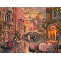 70115 - Puzzle Atardecer en Venecia, 1500 piezas, Bluebird