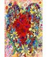70431 - Puzzle Flor de la Pasión, 1500 piezas, Bluebird