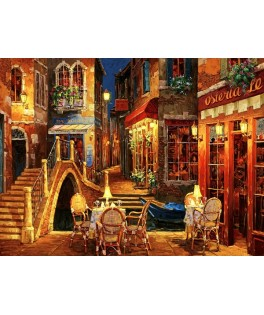 70213 - Puzzle Ristorante da Roberto, 1500 piezas, Bluebird