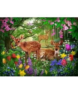 70166 - Puzzle Espíritu de Primavera, 1500 piezas, Bluebird