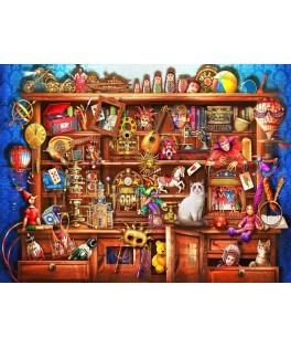 70168 - Puzzle Ye Old Shoppe, 2000 piezas, Bluebird