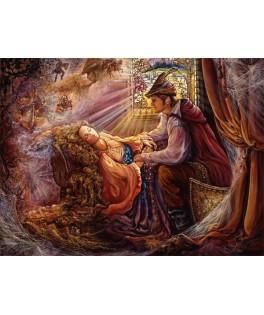 003856 - Puzzle la bella durmiente, Josephine Wall, 1500 piezas, Grafika