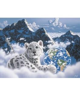 003887 - Puzzle cama de nubes, Schim Schimmel, 1500 piezas, Grafika