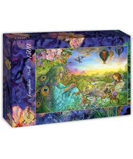 005300 - Puzzle soñadora, Josephine Wall, 1500 piezas, Grafika