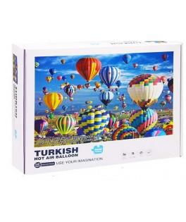1170 - Puzzle Globos Aerostáticos, 1000 piezas Gxf Toys