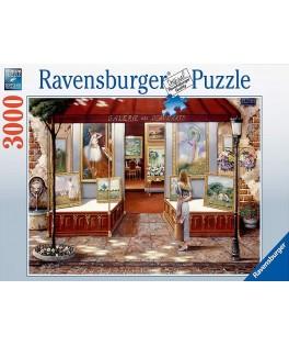 16446 - Puzzle Galería de Bellas Artes, 3000 piezas, Ravensburger