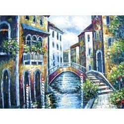 0630 - Puzzle Venecia, Italia, 1000 piezas, Play Now