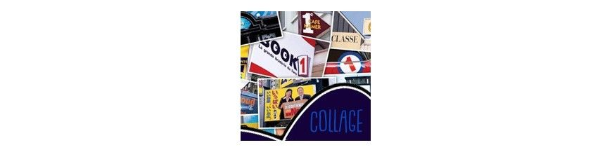Collage Puzzles