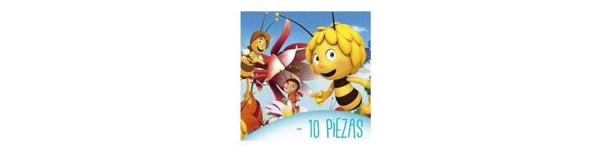 Puzzles infantiles - 10 piezas