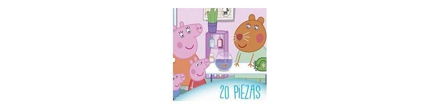Puzzles infantiles de 20 a 24 piezas