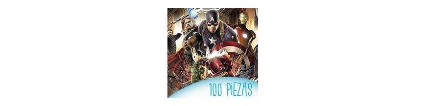 Puzzles infantiles 100 piezas