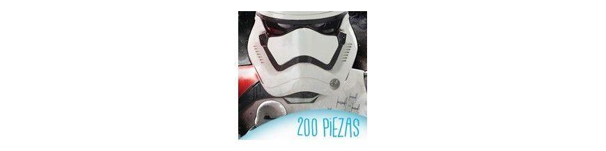 Puzzles de 200 a 300 piezas